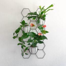 hexal design kwietnik wiszący verte